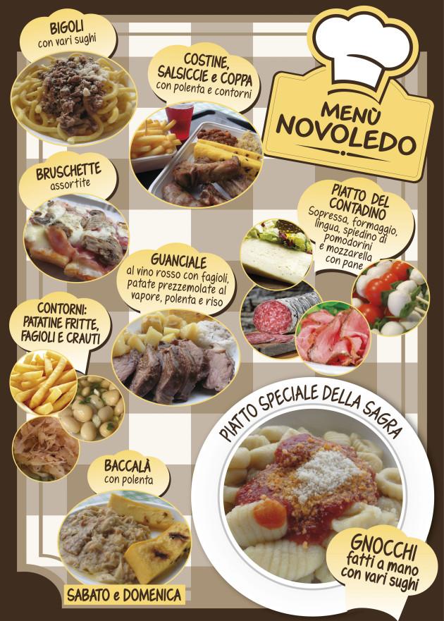 poster menu 2019 NOVOLEDO