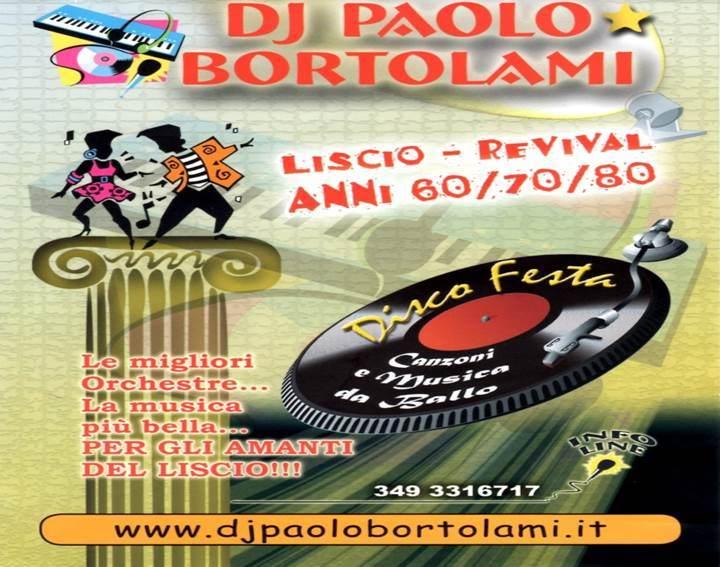LOGO DJ BORTOLAMI