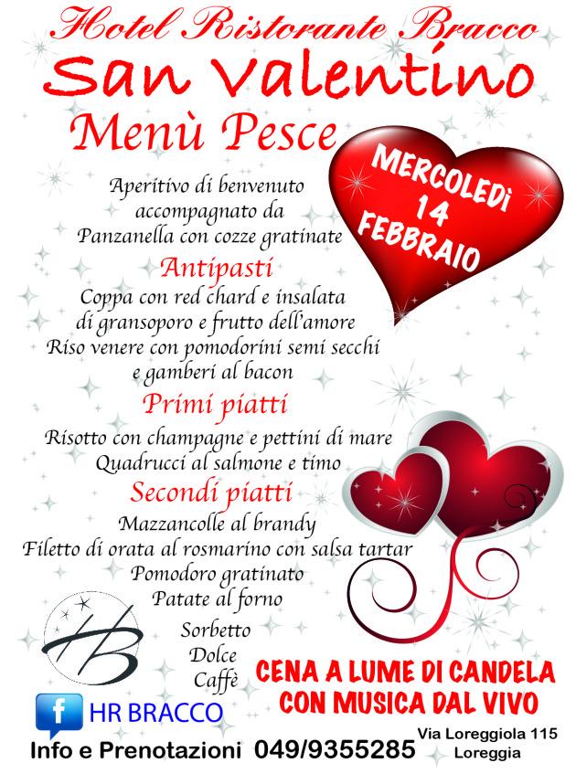 BRACCO san valentino  PESCE