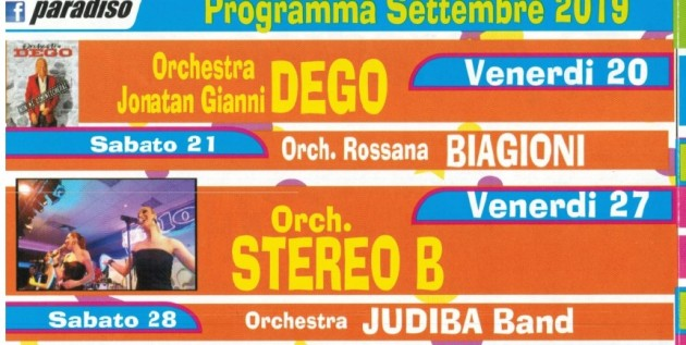 Paradiso orch